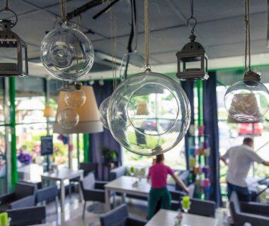 Restauracja Zielona slow food Wrocław Psary