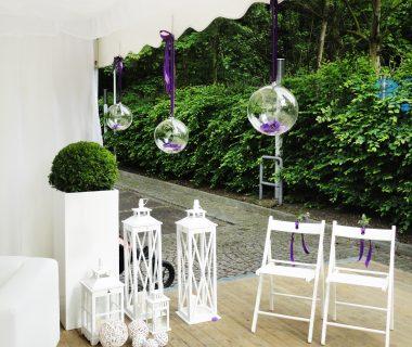 Rośliny i dekoracje na imprezy okolicznościowe