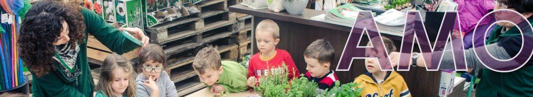 AMO, Akademia Małego Ogrodnika